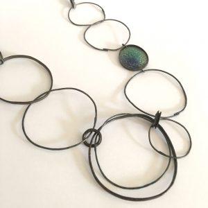 Montserrat Lacomba Irregular Circles